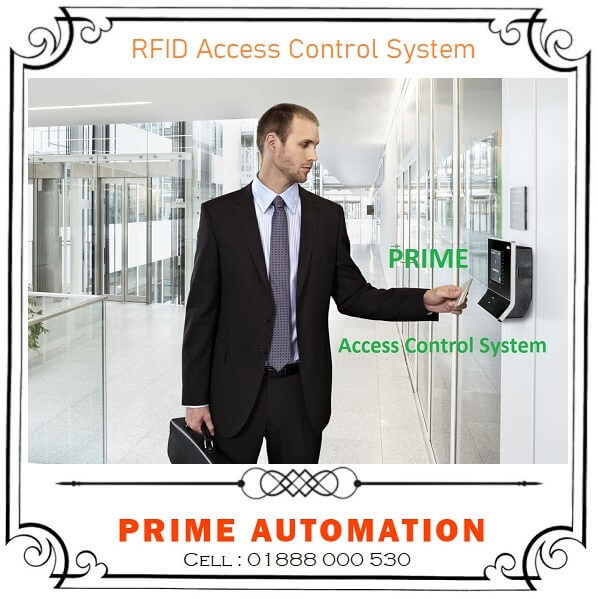 Access Control Door RFID Card Reader
